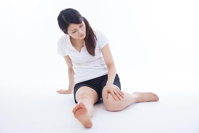 外反母趾は膝の痛みに繋がることもある!?外反母趾を甘く見ない事!